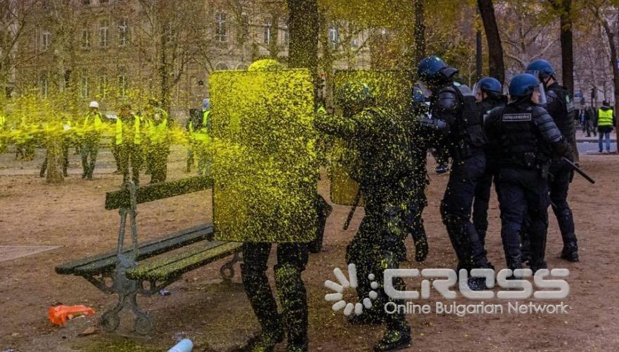 Париж - протести и погром