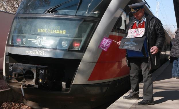 Стачката на БДЖ ще спира влаковете за 8 часа през октомври