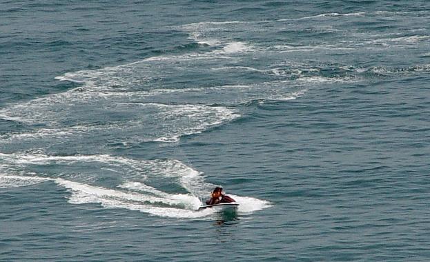 Британец инвалид прекоси Атлантическия океан с гребна лодка