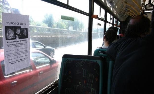 За два инцидента с автобуси от масовия градски транспорт във