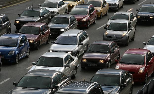 Снимка: София вдига данъка на джипове и коли с ниски екостандарти