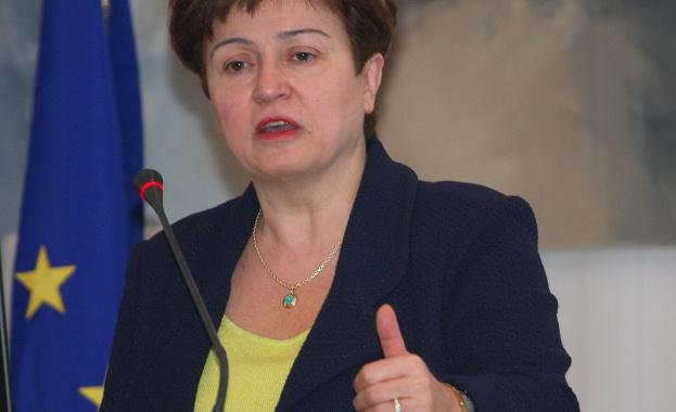 Блумбърг: Лидерите на ЕС са обсъждали Кристалина Георгиева за шеф на ЕК