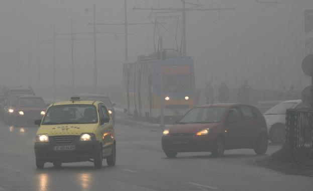 Днес на много места в равнините ще има мъгла или