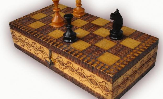 Грм Петър Дренчев е Държавен шампион по ускорен шахмат за 2011 г.