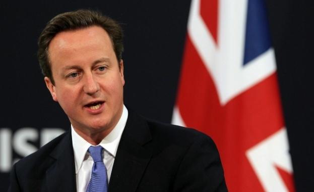 Камерън: ЕС не трябва да пречи на добива на шистов газ