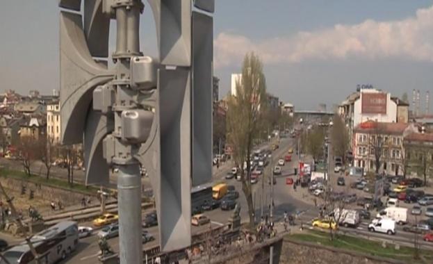 """Снимка: Тестват сирените в София и още 10 града, и района на АЕЦ """"Козлодуй"""""""