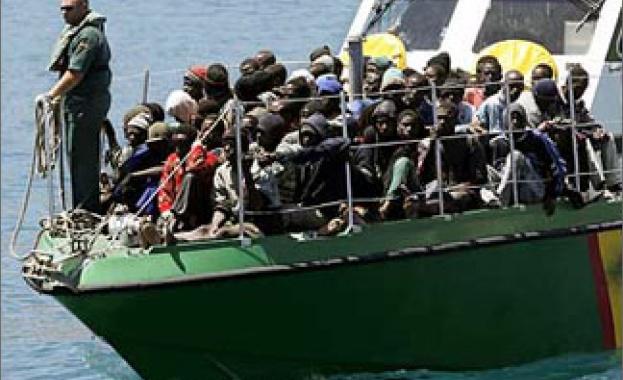 Белгия обмисля оттегляне от мисията за спасяване не мигранти в Средиземно море