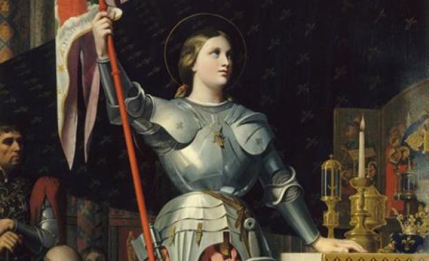 1204 г. - Балдуин IX Фландърски е коронован за първи