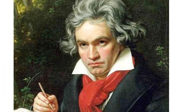 Лудвиг ван Бетовен започва да пише Десетата си симфония преди