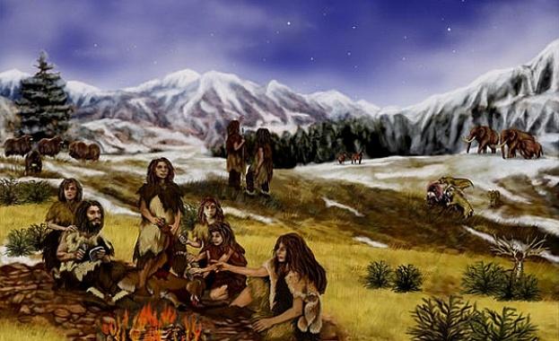 Неандерталците изчезнали заради намалена плодовитост
