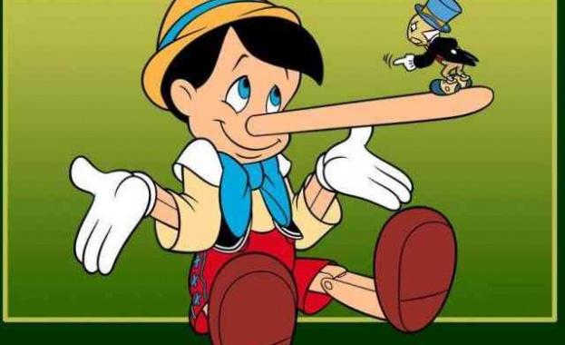 Трудно е да повярваш, че някой казва истината, ако знаеш,
