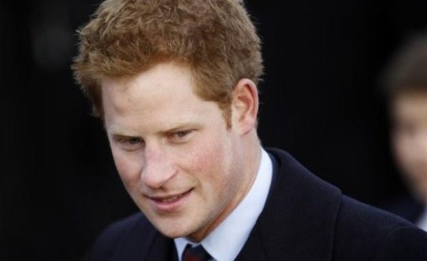 """Британският принц Хари изрази """"голяма тъга"""" в неделя по начина,"""