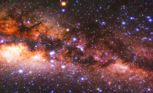 Млечният път имал активно ядро, дори и да е имало живот в галактиката, то го е убило