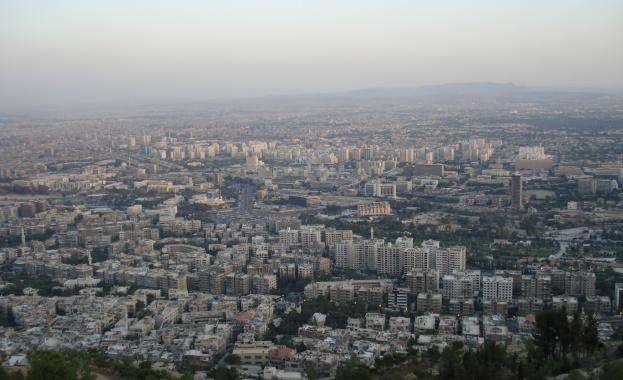 Правителството и бунтовниците се разбраха за водата в Дамаск