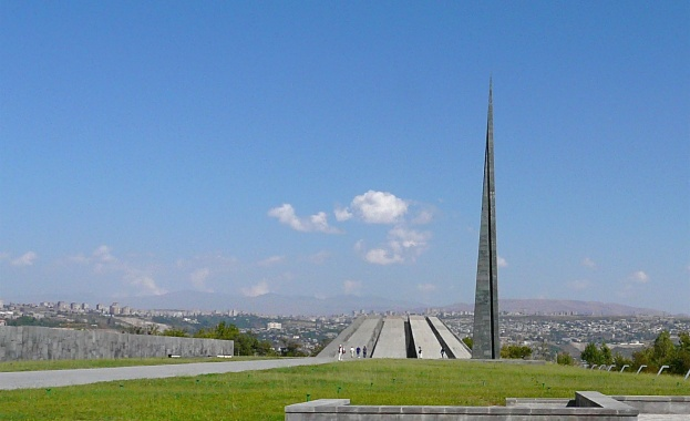 Паметта на жертвите на арменския геноцид се почита всяка година