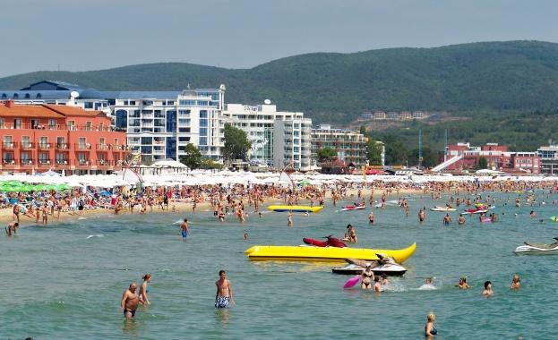 Слънчев бряг в топ 5 на летните дестинации през септември и октомври