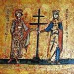 Св. равноапостоли Константин и Елена
