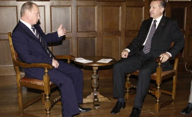"""Отношенията между Русия и Турция са """"почти напълно възстановени"""""""