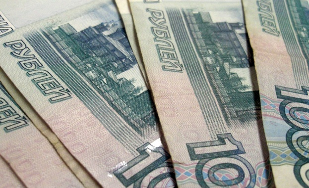 Руската централна банка (РЦБ) отчете силно увеличение на фалшивите рубли