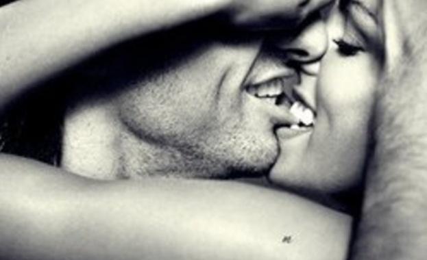 Целувката е здраве