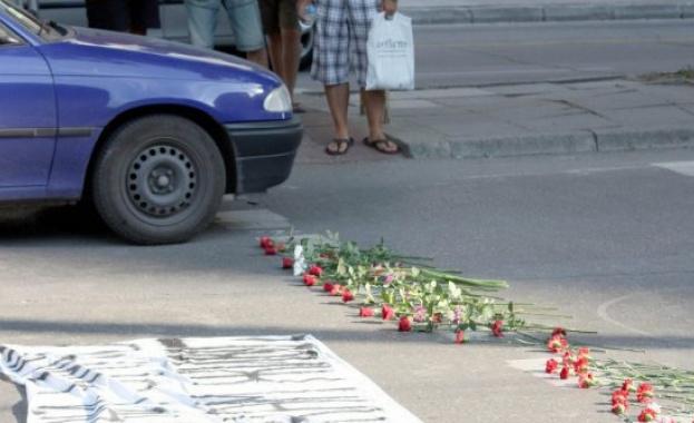 16-годишно момиче загина на място, след като пиян шофьор го удари на пешеходна пътека