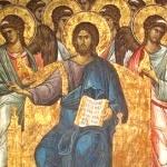 Св. мчци Трофим, Саватий и Доримедонт
