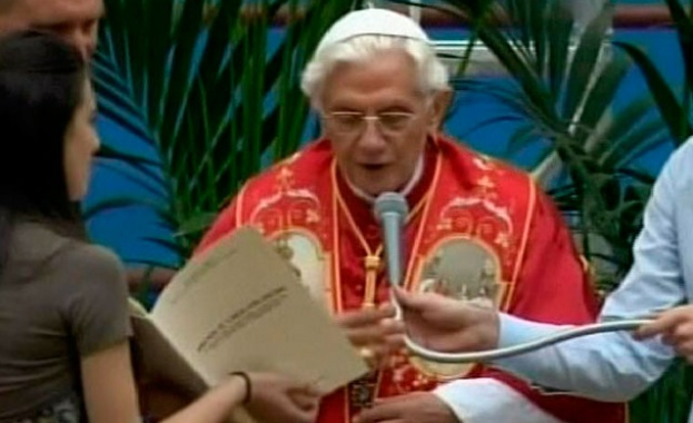 Папата с послание в защита на околната среда
