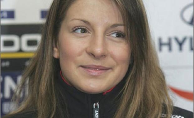 Снимка: Саня Жекова прекратява състезателната си кариера