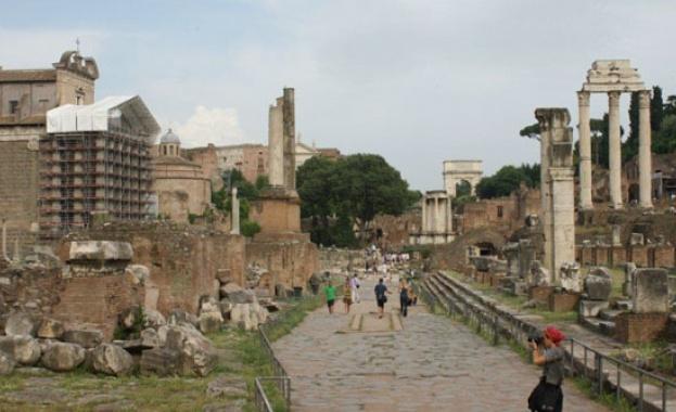 96 г. - След убийството на Домициан за римски император