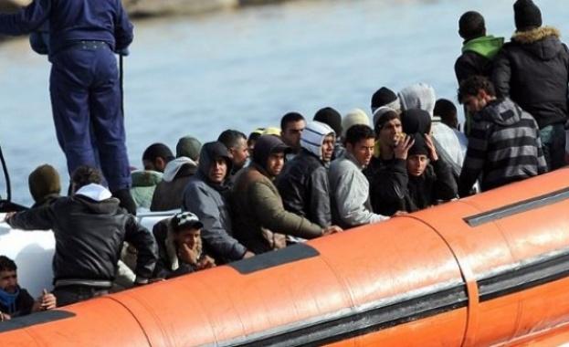 Малко над 60 000 мигранти са пристигнали в Европа от началото на годината