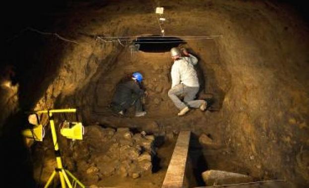Непокътната гробница на над 3 хил. години намериха в Гърция