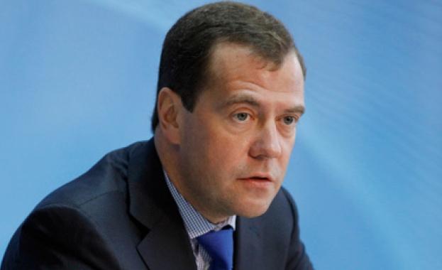 Медведев: Има извънземни! (видео)