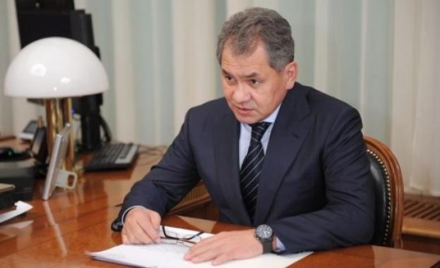 Руският военен министър с внезапна визита в Турция