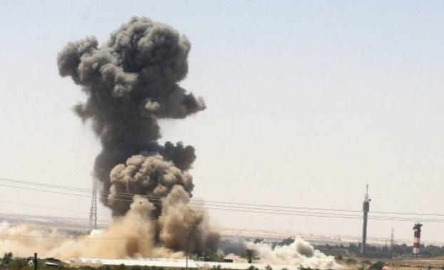 Най-малко 30 цивилни са били убити и 40 - ранени,