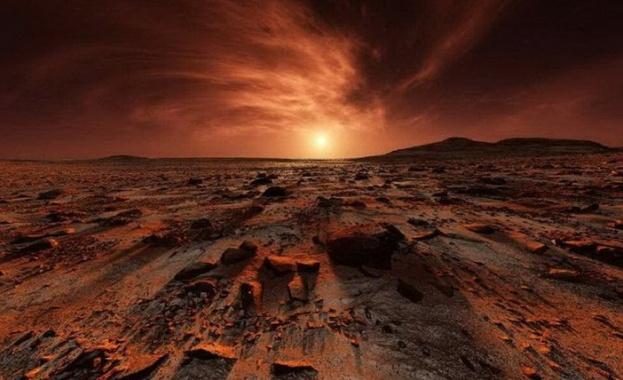 БАН разработва оранжерия за Марс - ще има ягоди,чушки и домати