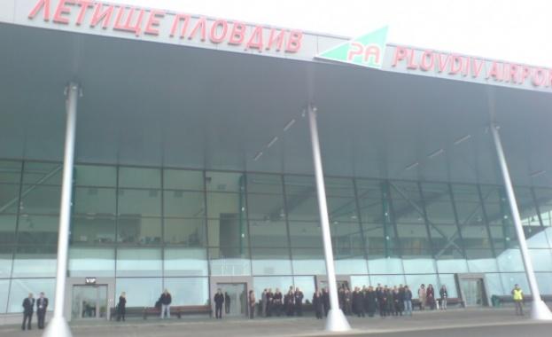 Правителството предприе нов опит да отдаде летище Пловдив на концесия.Пред