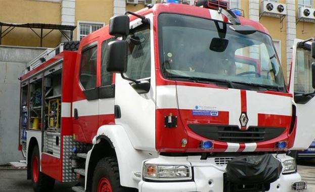 Взрив на газова бутилка в Димитровград, възрастен мъж е ранен