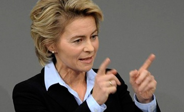 Урсула фон дер Лайен се обяви за минимална надница във всяка страна от ЕС