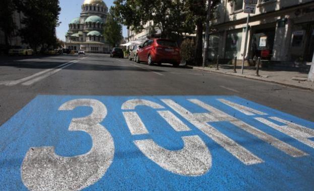 Без платено паркиране в София- само в неделя. Столичният общински