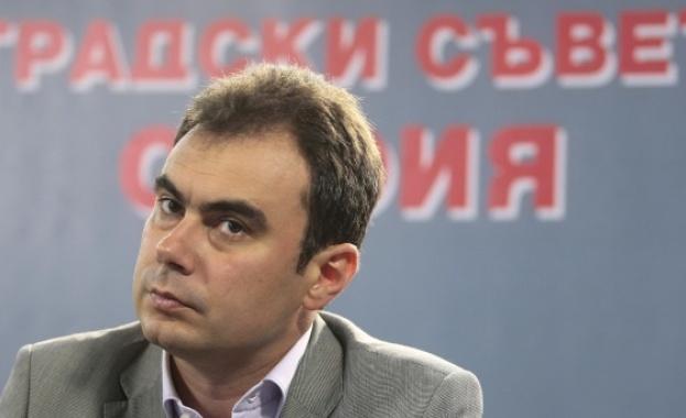 """Жельо Бойчев, заместник-председателят на парламентарната група на """"БСП за България"""