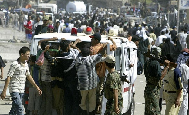 Иракски войски започнаха нов опит да прогонят бунтовниците от Ислямска