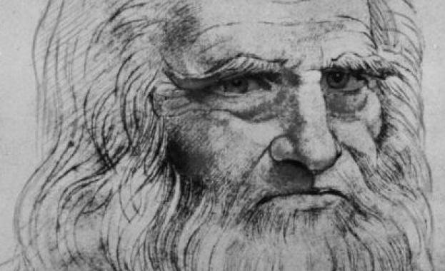 Британската библиотека ще изложи тетрадките на Леонардо
