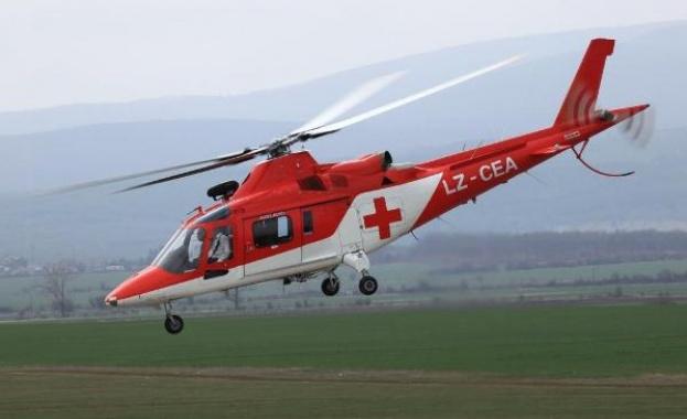 Купуваме  два медицински хеликоптера с европейски средства