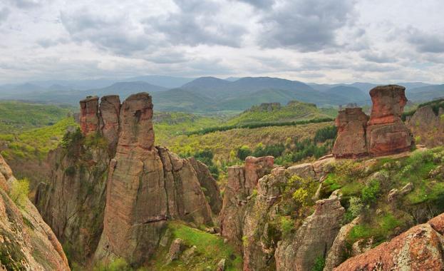 Българи създадоха виртуален модел на Белоградчишките скали. Чрез него можем