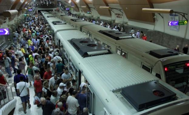 Нова организация на движението заради строителството на метрото