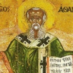 Св. Атанасий и Кирил Александрийски. Св. Йоаким, патр. Търновски