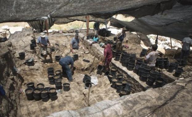 Археолози откриха тракийско светилище до границата с Гърция