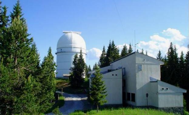 Обсерваторията в Рожен получи целева субсидия