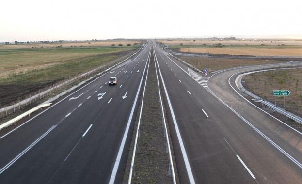 Нови ограничения на трафика заради ремонтите по АМ Тракия