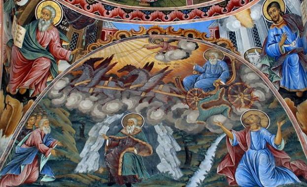 Църквата почита пророк Илия
